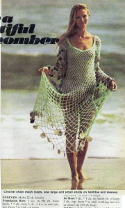 Like this free vintage pattern by Australian Women's Weekly on Ravelry. Watch out for sharknados.