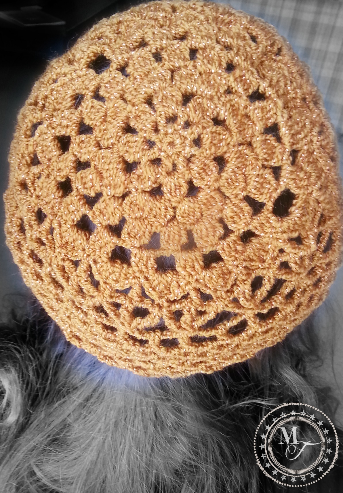 Filigree Lace Cap Pattern | Morale Fiber