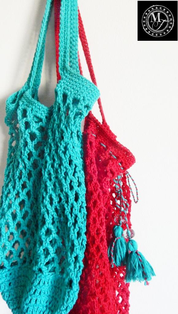Crochet Market Bags