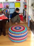 Crochet Granny Mandala