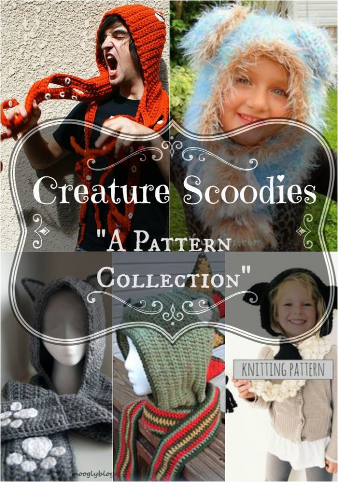 Scoodie Pattern Collection