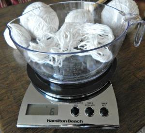 Recycle Sweater Yarn Dye 2