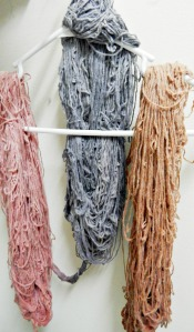 Recycle Sweater Yarn Dye 7