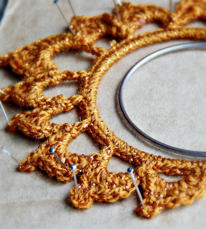 Crochet Earrings 2