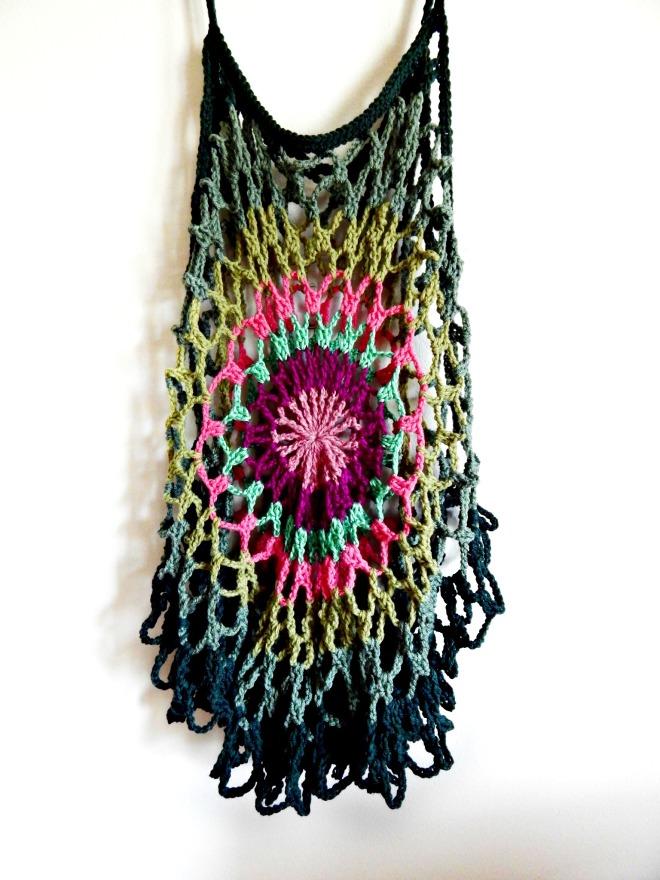 Crochet Mandala Tunic 8