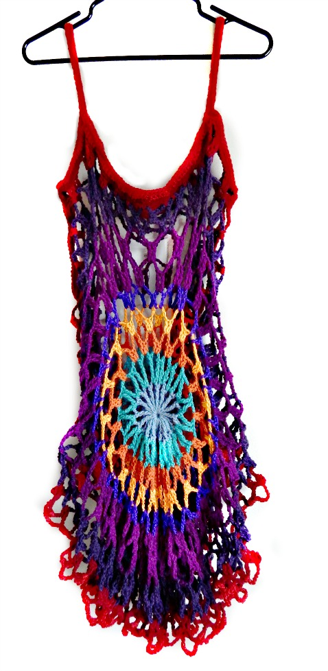 Crochet Mandala Tunic 4