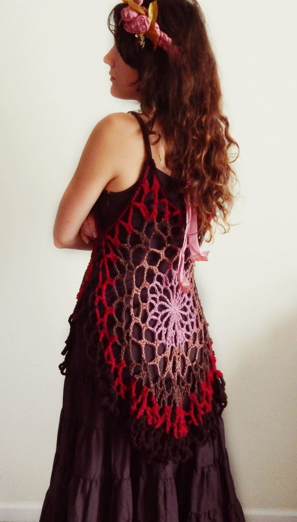 Crochet Mandala Top 1