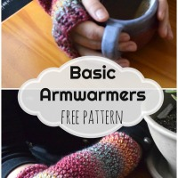 Basic Armwarmers Tutorial