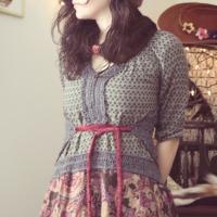 Forest Girl Beret Free Crochet Pattern