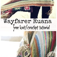 Wayfarer Ruana