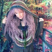 Rhiannon Cowl Crochet Pattern