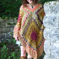 Kismet Poncho