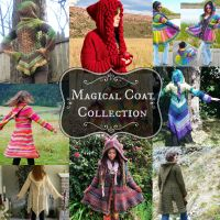 Pattern Gallery: Magical Coat Collection